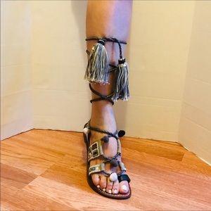 NEW Sam Edelman Gretchen Gladiator Sandals, sz 8.5